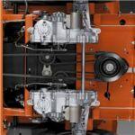 Husqvarna Z242F oldalkidobós, null fordulókörös (Zeroturn), fűnyíró traktorHusqvarna Z242F oldalkidobós, null fordulókörös (Zeroturn), fűnyíró traktor