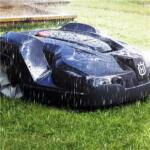 Az Automower® még a zord északi klímának is ellenáll minden gond nélkül.