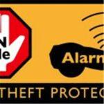 Automower® PIN kódos rendszerrel van felszerelve, ami megnöveli a fűnyíró védelmét.