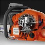X-Torq®. Alacsonyabb üzemanyag-fogyasztást biztosít, és a károsanyag-kibocsátás megfelel a világ legszigorúbb környezetvédelmi előírásainak is.