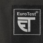 Az EuroTest jel azt mutatja, hogy a véletlenszerűen kiválasztott mintákat rendszeresen ellenőrzi egy akkreditált intézet.