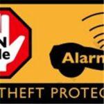 Az Automower® PIN kódos rendszerrel van felszerelve, ami megnöveli a fűnyíró védelmét.