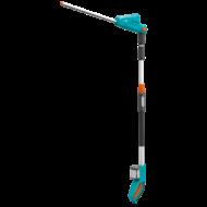 Gardena THS Li-18/42 akkumulátoros, teleszkópos sövényvágó akkumulátorral és töltővel