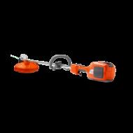 HUSQVARNA 536LiLX akkumulátoros bozótvágó, akkumulátor és töltő nélkül