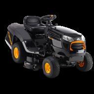 McCULLOCH M125-97TC fűgyűjtős fűnyíró traktor 2 év garanciával