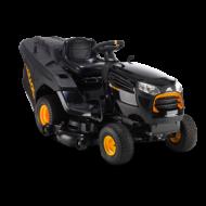 McCULLOCH M155-107TC fűgyűjtős fűnyíró traktor 2 év garanciával
