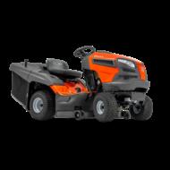 HUSQVARNA TC 238T fűgyűjtős fűnyíró traktor