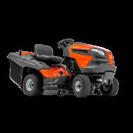 Husqvarna TC 238TX fűgyűjtős fűnyíró traktor