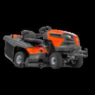 Husqvarna TC242TX fűgyűjtős fűnyíró traktor