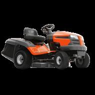 Husqvarna TC138 M fűgyűjtős fűnyíró traktor