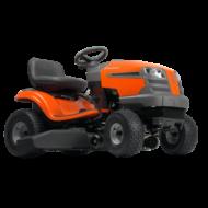 Husqvarna TS 142 oldalkidobós fűnyíró traktor