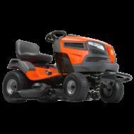 Husqvarna TS243T oldalkidobós fűnyíró traktor