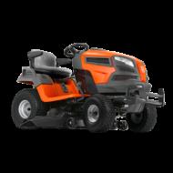 Husqvarna TS 146TXD oldakidobós fűnyíró traktor