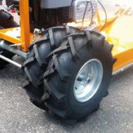 AS-Motor Dupla kerék AS 63 modellekhez