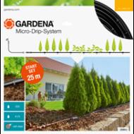 GARDENA Csepegtető rendszer - Indulókészlet növénysorokhoz M