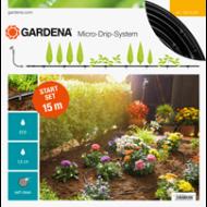 GARDENA Csepegtető rendszer - Indulókészlet növénysorokhoz S