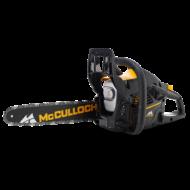 McCulloch CS380 16'' láncfűrész 1 év garanciával, beüzemelve, ingyen szállítva