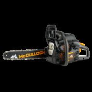 McCulloch CS42S láncfűrész 1 év garanciával, beüzemelve, ingyen szállítva