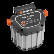 GARDENA Lítium-ion akkumulátor BLi-18