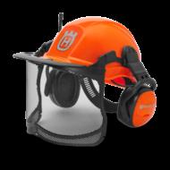 Husqvarna Functional erdészeti sisak rádióval