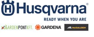 Husqvarna kertészeti- és erdészeti webáruház