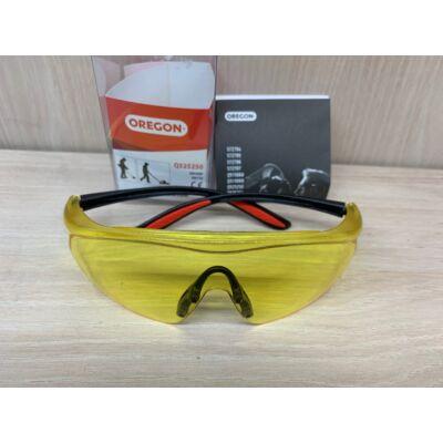 Oregon munkavédelmi szemüveg sárga