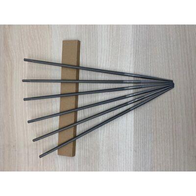 Reszelő láncfűrész lánc élezéséhez 4,5 mm
