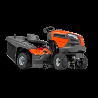HUSQVARNA TC 139T fűgyűjtős fűnyíró traktor