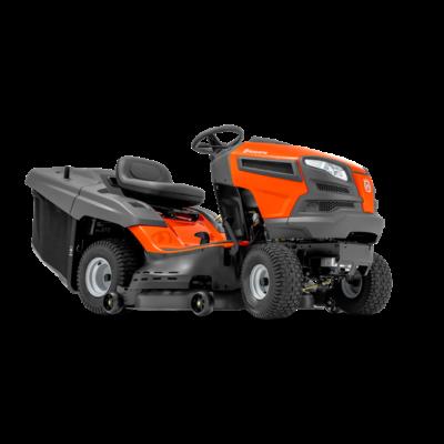 Husqvarna TC142T fűgyűjtős fűnyíró traktor