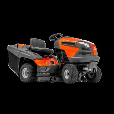 Husqvarna TC239T fűgyűjtős fűnyíró traktor