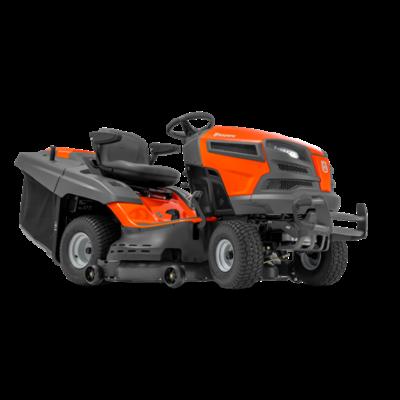 Husqvarna TC342T fűgyűjtős fűnyíró traktor