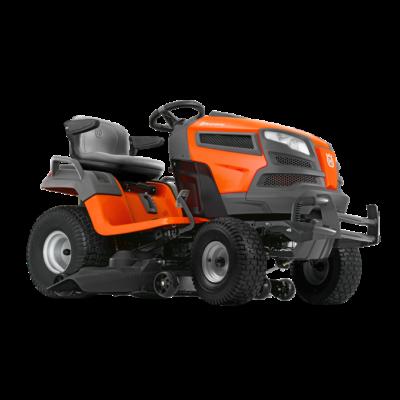 Husqvarna TS346 oldakidobós fűnyíró traktor