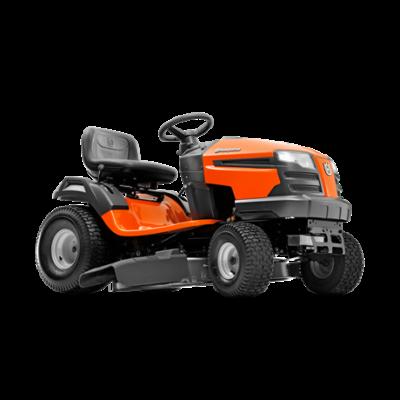 Husqvarna TS38 oldalkidobós fűnyíró traktor