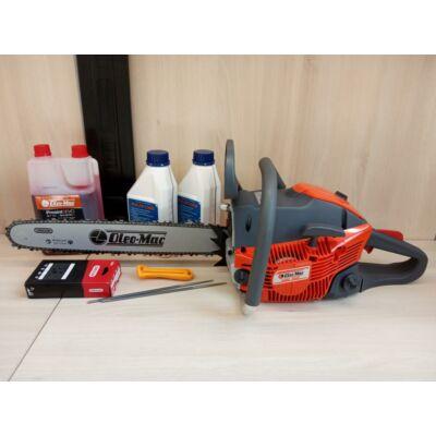 Oleo-Mac GSH 560 láncfűrész csomag