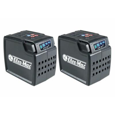 Oleo-Mac 2,5 Ah akkumulátor