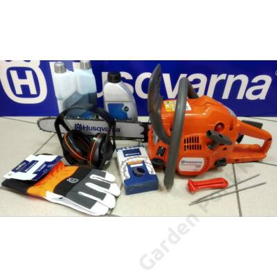 HUSQVARNA 120 Mark II - Mindent bele csomag