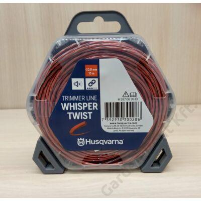 Husqvarna fűkasza damil Whisper Twist 2.0 mm 15 m