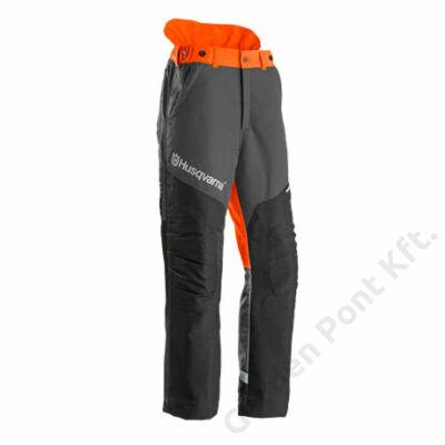 Husqvarna Functional vágásbiztos narancssárga színű nadrág - 46