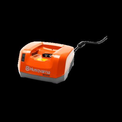 HUSQVARNA QC330 akkumulátor töltő, 330W