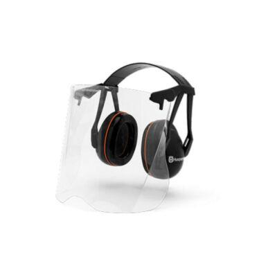 Husqvarna Hallásvédő arcvédővel