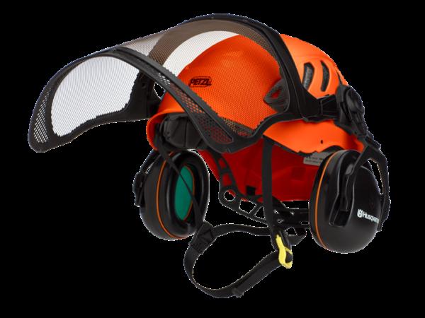 fafe2cf28a Husqvarna Technical védősisak, fakorona ápoláshoz - Védőfelszerelés ...
